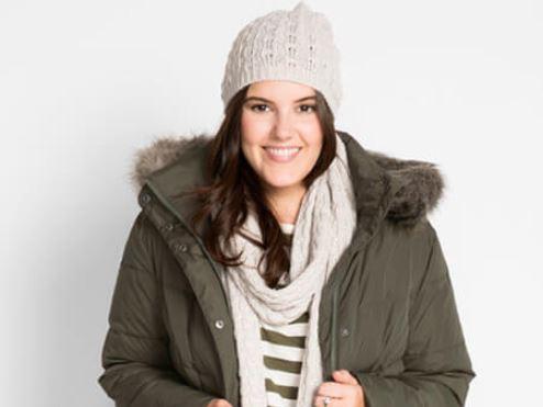 2f32e09c0b1 The Coats of the Season: Parkas & Wool Coats | Curvissa