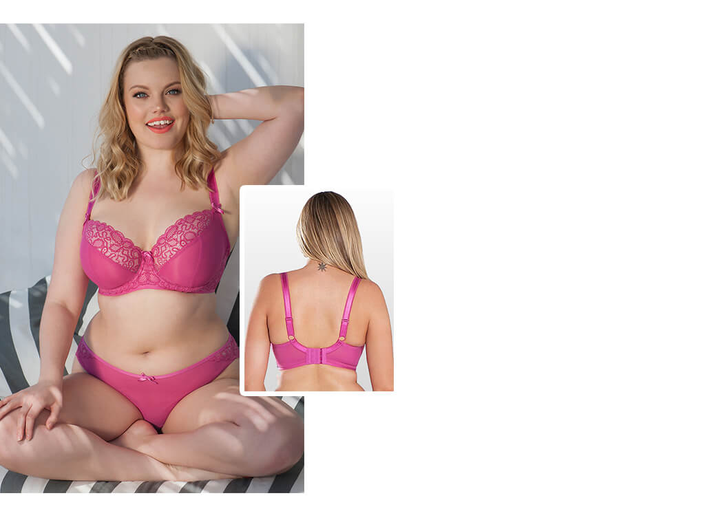 75792a4988 Plus Size Lingerie Style Guide