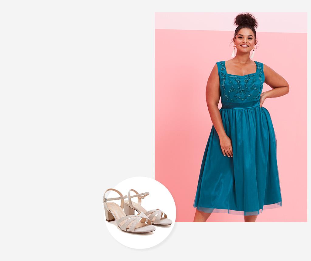 Petite Plus Size Dresses Special Occasion Uk – DACC